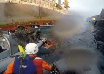 Greenpeace recurrirá ante el Tribunal Constitucional el caso de la agresiónde la Armada en aguas canarias