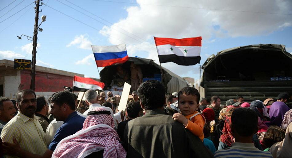 Titulares de Exteriores de UE y EEUU destacan el papel de Rusia en el arreglo sirio