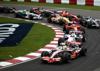 Fórmula 1: Los efectos de la concentración transversal