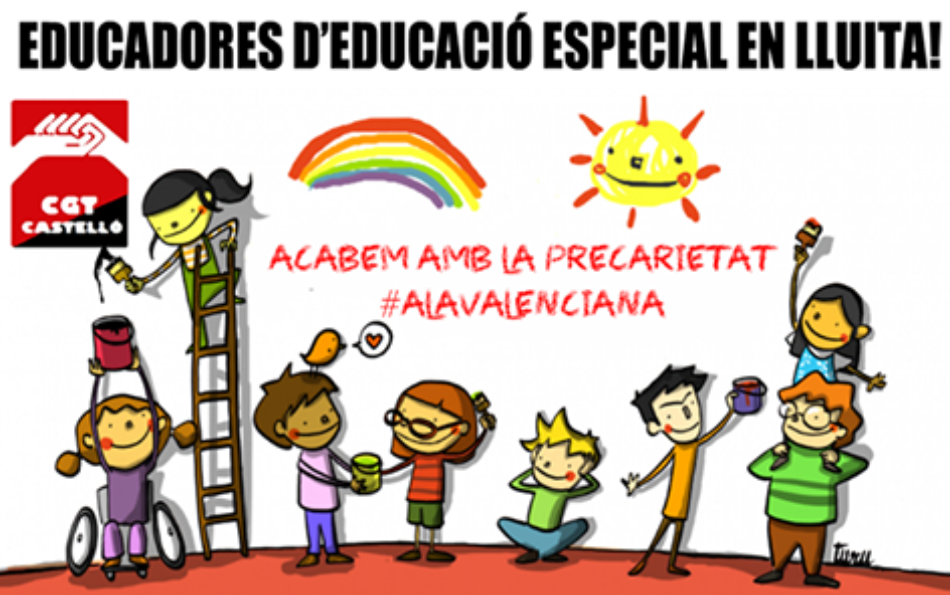 Educació comença el curs escolar incomplint les condicions laborals de les educadores d'educació especial