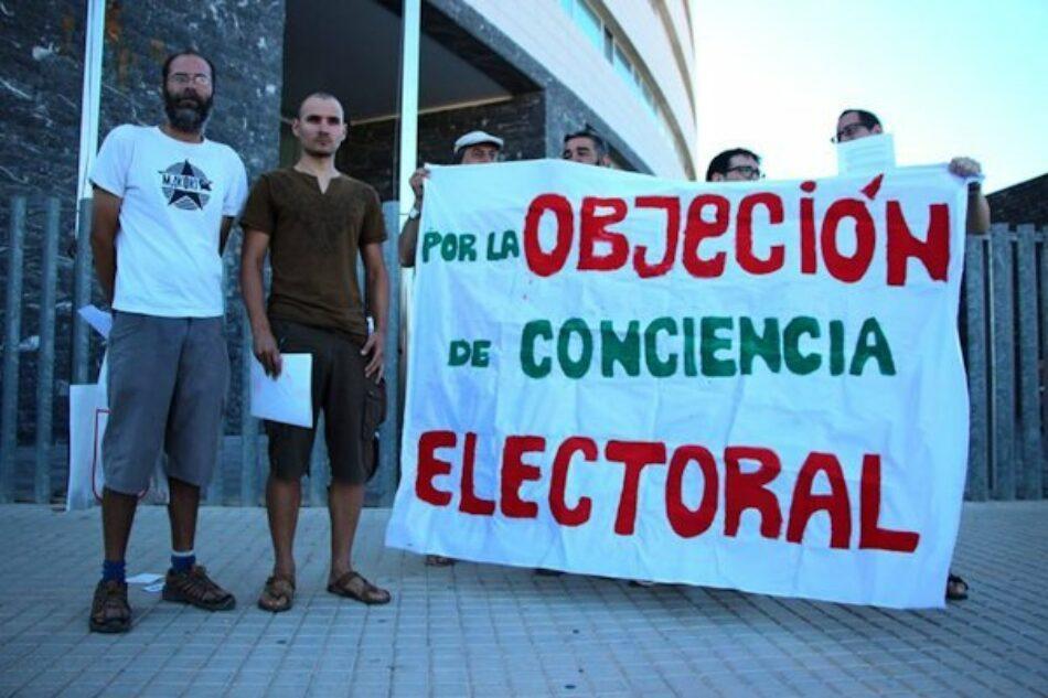 Amparo Rodríguez: objetora electoral reconocida por una Junta Electoral en Ourense