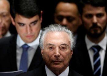 Michel Temer menosprecia protestas en favor a Rousseff