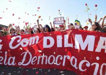 El PCE condena el golpe de estado contra la democracia en Brasil