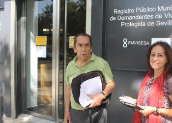 Participa Sevilla denuncia que el plan por la vivienda digna se cambia por una ampliación de capital de EMVISESA