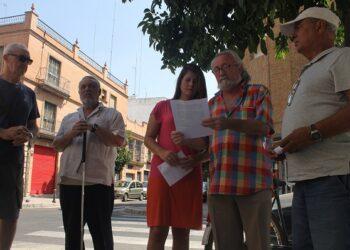 Participa ve en el parque Amate un ejemplo histórico del deterioro y abandono de los parques de Sevilla
