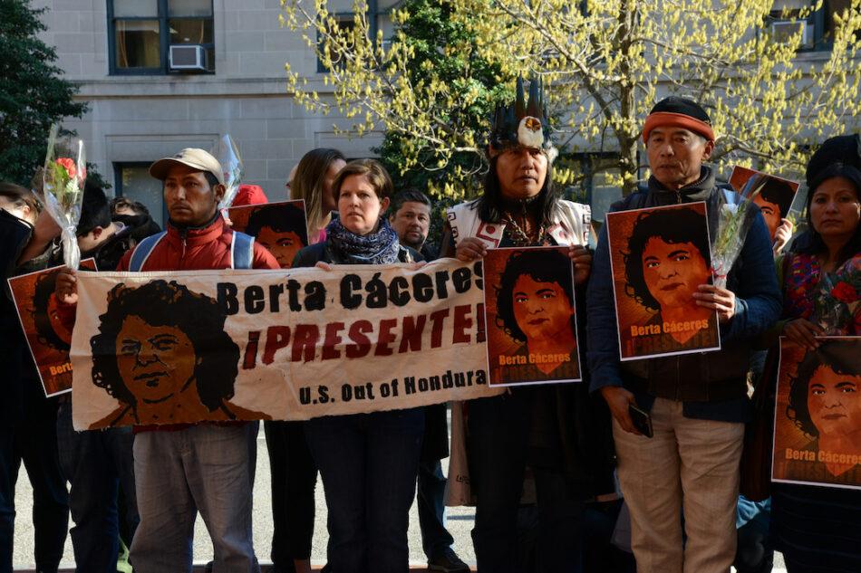 Nuevos documentales sobre Berta Caceres y COPINH