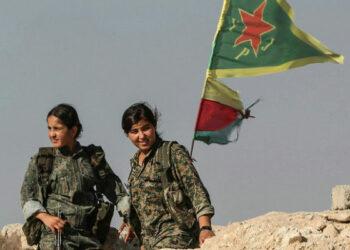 """Kurdistán: """"Cobertura mediática sobre las mujeres en la revolución kurda es superficial"""""""