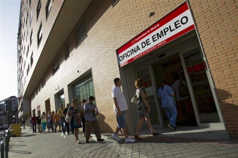 Se destruyeron 145.000 empleos en agosto porque sólo el 7,24% de las contrataciones fueron de carácter indefinido