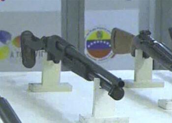 Video: Caracas decomisa arsenal con el que la oposición quería dar «un golpe de Estado planificado»