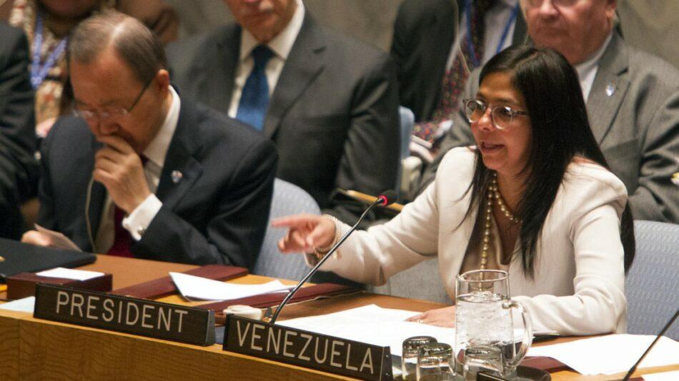 El capitalismo es una fórmula letal para la paz sentenció Venezuela