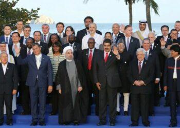 Nicolás Maduro recibe el apoyo expreso de 120 naciones del mundo
