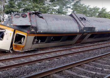 Galicia suspende a campaña electoral logo do accidente ferroviario na localidade pontevedresa de O Porriño