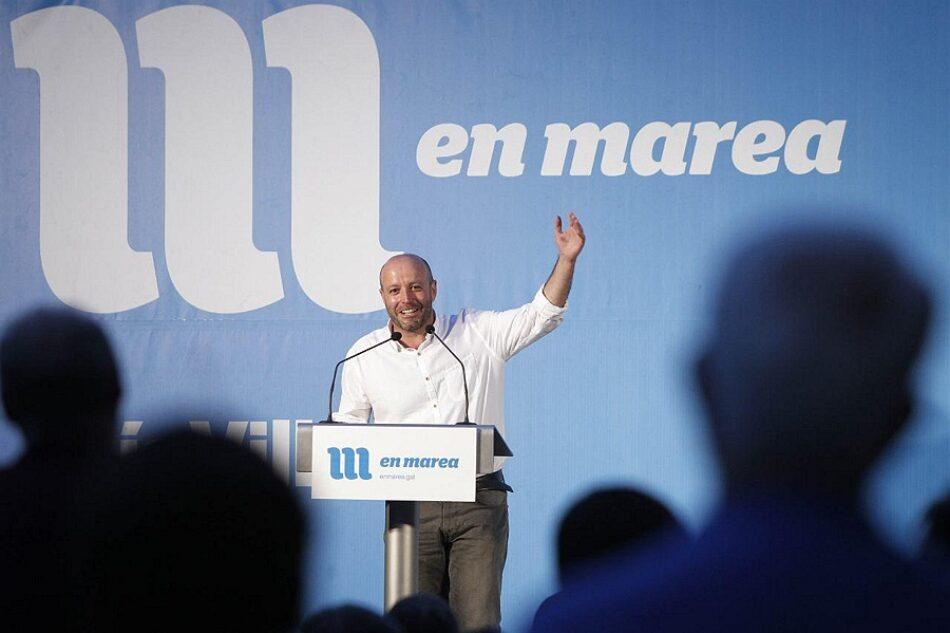 """Luís Villares: """"En todas as provincias temos probas da miseria moral e política de Feijóo e o seu goberno que provocou sufrimento na xente co único obxectivo de cumprir coa Troika"""""""