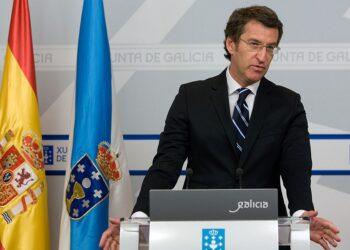 Luís Villares critica a Alberto Núñez Feijóo por negarse a debater públicamente en TVE