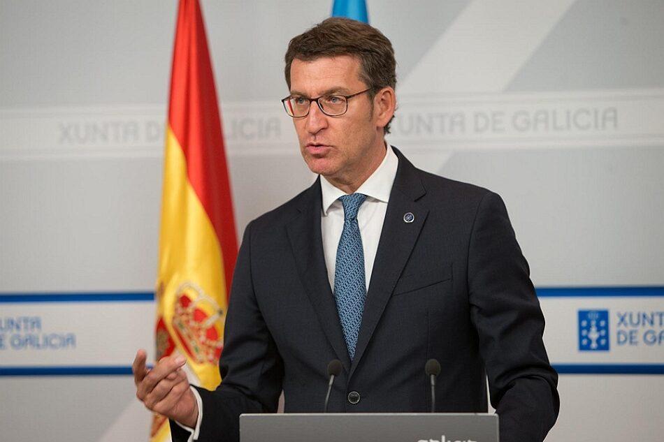 En Marea denuncia a Alberto Núñez Feijóo ante a Xunta Electoral Central
