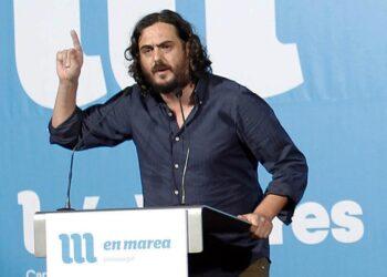 Antón Sánchez critica o escándalo das «compensacións» da Xunta aos afectados polos lumes do mes de agosto