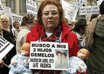 IU impulsa en el Congreso la petición para crear una 'comisión de investigación para esclarecer los casos de bebés robados'