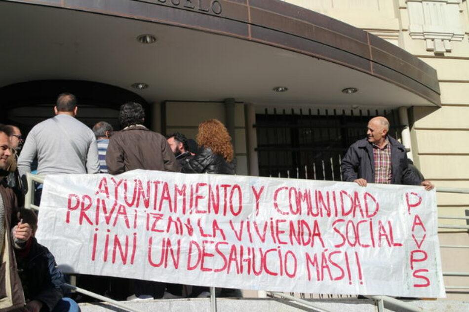 Ahora Madrid valora la importancia del dictamen sobre EMVS