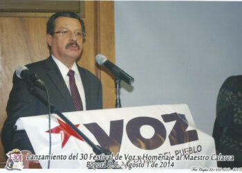 """Carlos Lozano, director de VOZ de Colombia:  """"La paz es digna para las dos partes y para el país"""""""