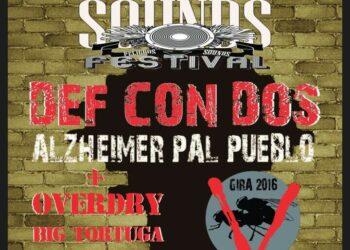 Peligros Sounds Festival – 3 de septiembre