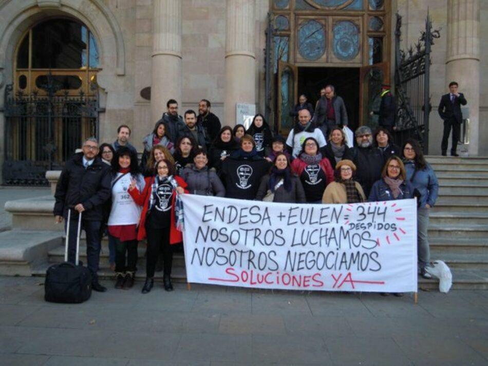 Telemàrqueting: Despido de una delegada en Eulen