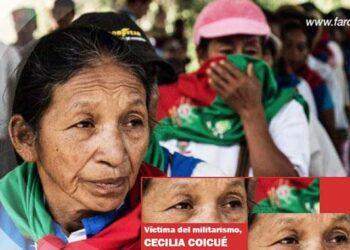 Colombia: El asesinato de Cecilia Coicue y los presuntos autores intelectuales