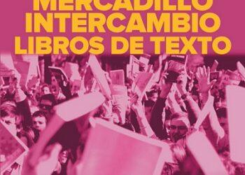 La Asamblea Carabanchel y ESLA Eko promueven un mercadillo de intercambio de libros de texto