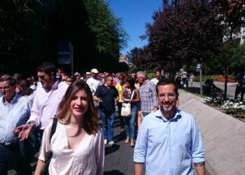 "Pascual (Podemos) sobre aislamiento ferroviario: ""la vertebración de Andalucía está en juego"""