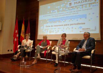 Guía del Ayuntamiento de Madrid sobre tratramiento informativo de la prostitución