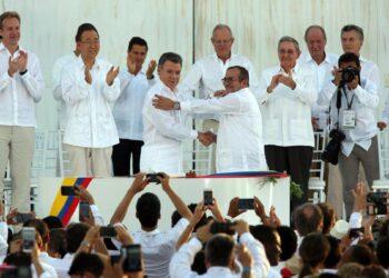 Pablo Iglesias visita Ecuador y Colombia
