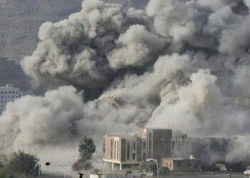 Cuatro mujeres y cinco niños mueren en ataques sauditas a Sanaa