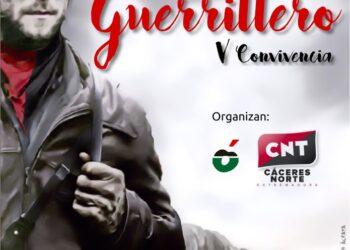 Homenaje a l@s guerriller@s en El Torno (Cáceres)