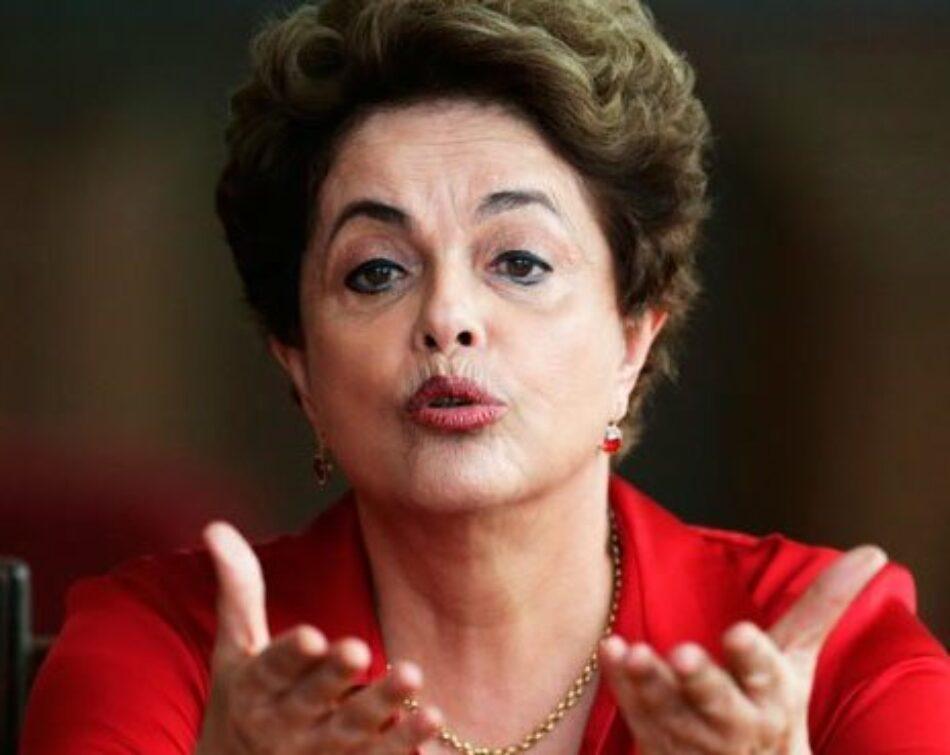 Podemos insta al Gobierno en funciones a que que no legitime el golpe en Brasil