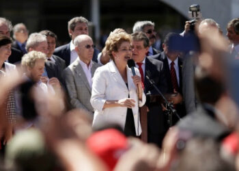 """Dilma Rousseff: Brasil se encamina a un """"Estado de excepción"""""""