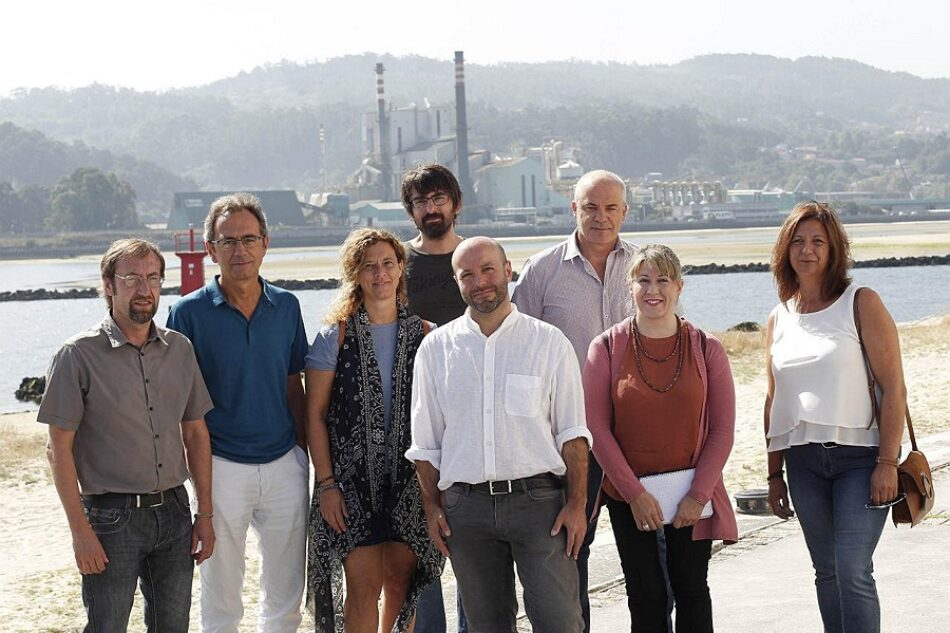 En Marea presenta as súas propostas medioambientais para Galicia