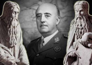 """IU registra una iniciativa para que los herederos de Franco """"devuelvan dos esculturas románicas que integraron la fachada de la catedral de Santiago"""""""