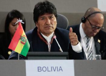 Morales: Capitalismo no garantiza el desarrollo de los pueblos