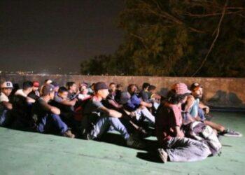 92 colombianos capturados estaban en un campamento paramilitar a 500 metros de Miraflores