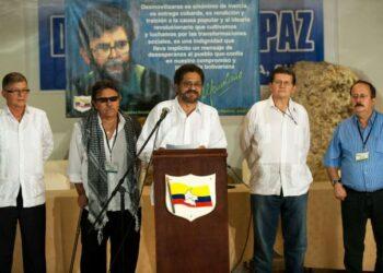 Celebran X Conferencia FARC, «pasos firmes, esperanza y alegría»