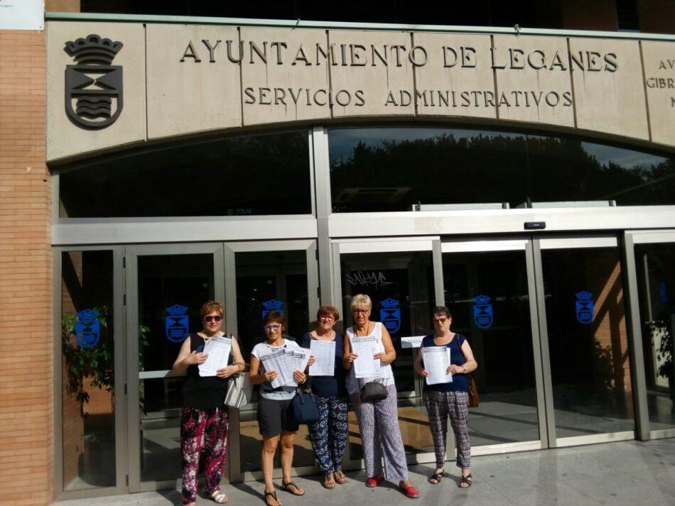 3.000 firmas para recuperar la muy deseada piscina Solagua de Leganés