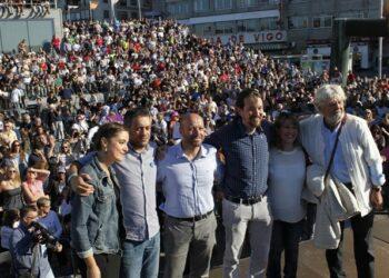 Vascos y gallegos votan hoy en clave estatal
