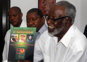 Líder namibio recuerda lucha independentista de pueblos oprimidos durante visita a la OSPAAAL
