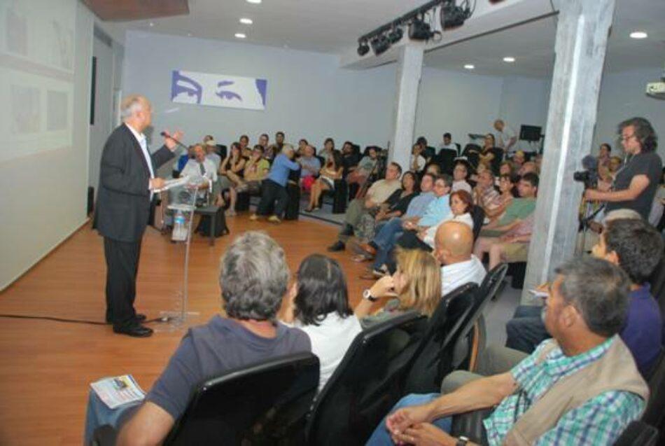Embajador de Venezuela: «El diálogo es el camino que propone la Revolución para que la oposición abandone la violencia»