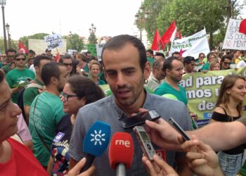 Critican la supresión de las aulas públicas por los recortes del gobierno PSOE-C´s en Andalucía