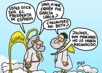 Don Mariano va al cielo