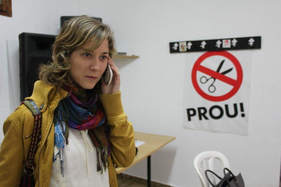 Eurodiputada cree que la cumbre de Bratislava supone «una nueva vuelta de tuerca a la Europa fortaleza»