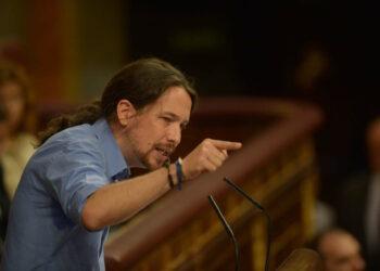 Pablo Iglesias: «Su gobierno da la cara ante los inversores, no ante los ciudadanos, señor Rajoy»