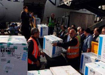 Cuba colabora con el pueblo sirio con un primer cargamento de medicamentos