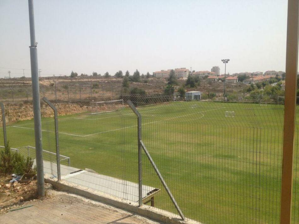 La FIFA debe respetar y defender los derechos humanos y no consentir las prácticas de la federación israelí de fútbol