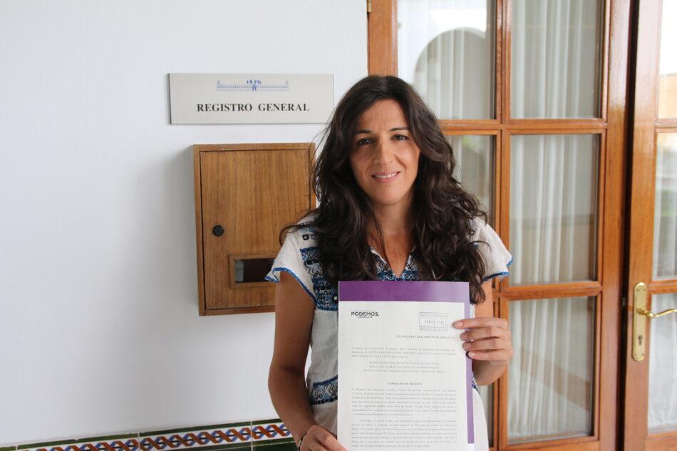 Podemos propone el blindaje de Andalucía ante las pruebas de reválida de la LOMCE